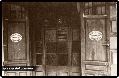 Los caf s m laga en blanco y negro for Casa de citas malaga
